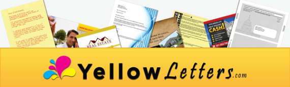 Yellow Letter Services – Direct Mail Done For You